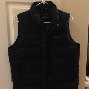Marmot Jackets & Coats - Marmot puffy vest